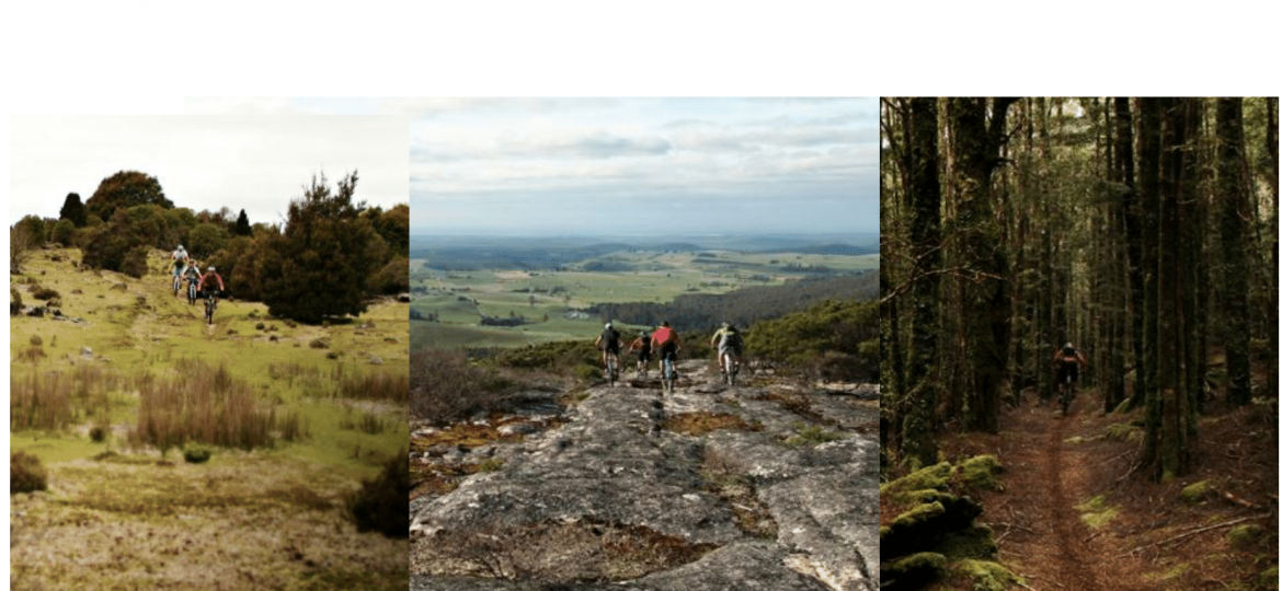 Potential for Mountain Biking in North Eastern Tasmania - March 2013-01